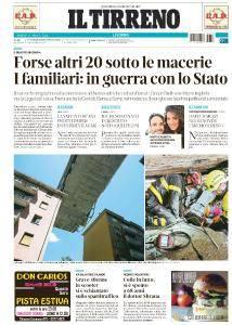 Il Tirreno Livorno - 17 Agosto 2018