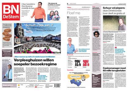 BN DeStem - Bergen op Zoom – 27 mei 2020