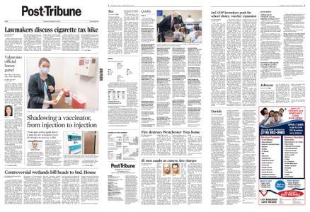 Post-Tribune – February 02, 2021