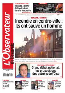 L'Observateur de Beauvais - 22 février 2019