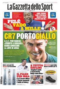 La Gazzetta dello Sport Sicilia – 14 novembre 2019