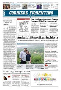 Corriere Fiorentino La Toscana – 17 aprile 2020