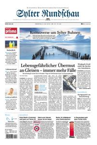 Sylter Rundschau - 09. Juli 2019
