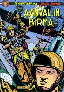 Buck Danny - 06 - Aanval In Birma