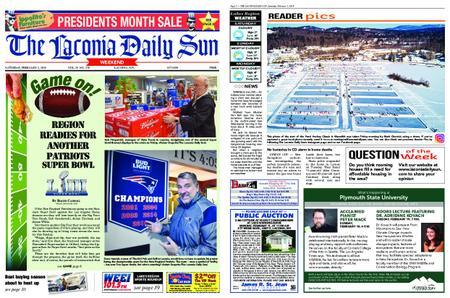 The Laconia Daily Sun – February 02, 2019