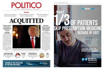 Politico – February 06, 2020