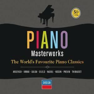 Piano Masterworks - The World's Favourite Piano Classics: Box Set 50CDs (2008)