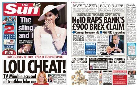 The Sun UK – 23 May 2018