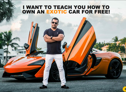 Exotic Car Hacks - Pejman Ghadimi