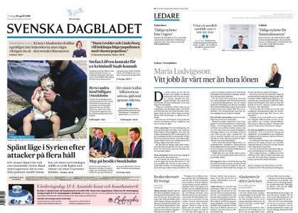 Svenska Dagbladet – 10 april 2018