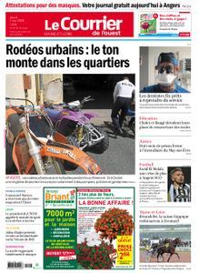 Le Courrier de l'Ouest Angers – 07 mai 2020