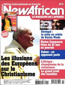 New African, le magazine de l'Afrique - Novembre - Décembre 2008