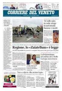 Corriere del Veneto Vicenza e Bassano - 23 Maggio 2018
