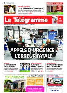 Le Télégramme Quimper – 08 octobre 2021