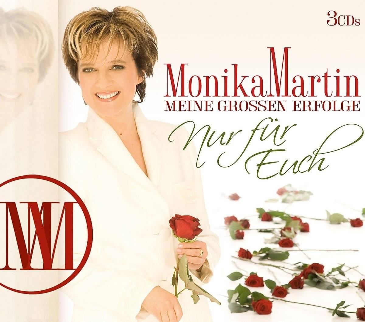Monika Martin - Meine großen Erfolge - nur für Euch (2018)