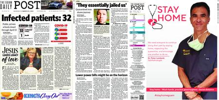 The Guam Daily Post – March 25, 2020