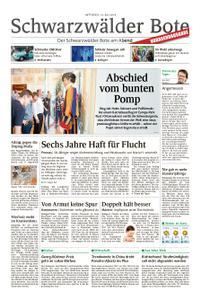 Schwarzwälder Bote Hechingen - 10. Juli 2019