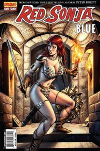 Dynamite-Red Sonja Blue 2011 Hybrid Comic eBook