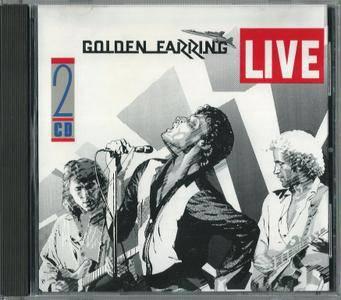 Golden Earring - Live (1977) {1989, Reissue}