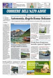 Corriere dell'Alto Adige – 10 luglio 2019
