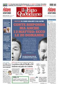 Il Fatto Quotidiano - 08 ottobre 2019