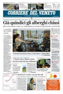 Corriere del Veneto Venezia e Mestre – 03 marzo 2020