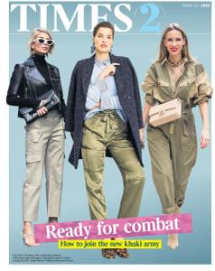 The Times Times 2 - 25 March 2020