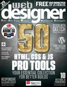 Web Designer - Issue 260 2017