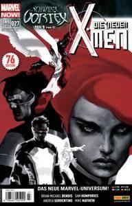 Die neuen X-Men 27 Panini 2015 Gurk TheE
