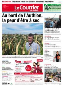 Le Courrier de l'Ouest Angers – 05 août 2019