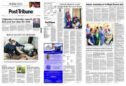 Post-Tribune – November 17, 2017
