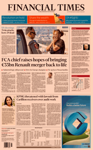 Financial Times UK – 05 August 2019