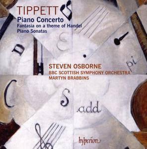 Steven Osborne - Sir Michael Tippett: Piano Concerto, Fantasia on a theme of Handel, Piano Sonatas (2007) 2CD [Re-Up]