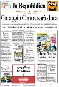 la Repubblica - 29 Agosto 2019