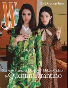 W Magazine - February 2020