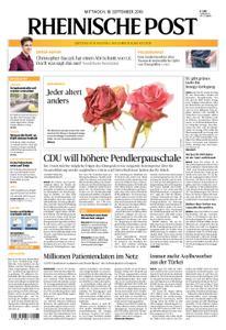Rheinische Post – 18. September 2019