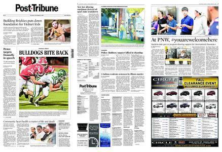 Post-Tribune – September 23, 2017
