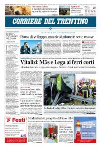 Corriere del Trentino – 21 maggio 2019