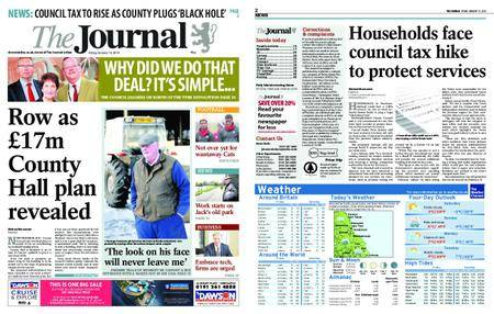 The Journal – January 19, 2018