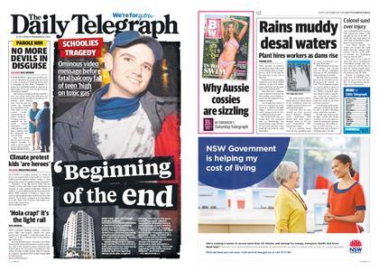 The Daily Telegraph (Sydney) – November 30, 2018