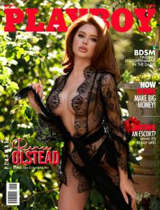 Playboy Sweden – May 2021