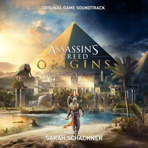 Sarah Schachner - Assassin's Creed Origins (Original Game Soundtrack) (2017) [Official Digital Download]