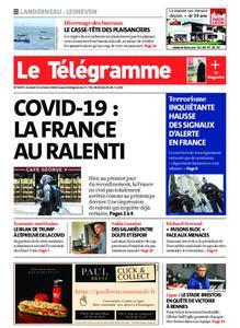 Le Télégramme Landerneau - Lesneven – 31 octobre 2020