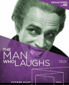 The Man Who Laughs (1928) + Extras