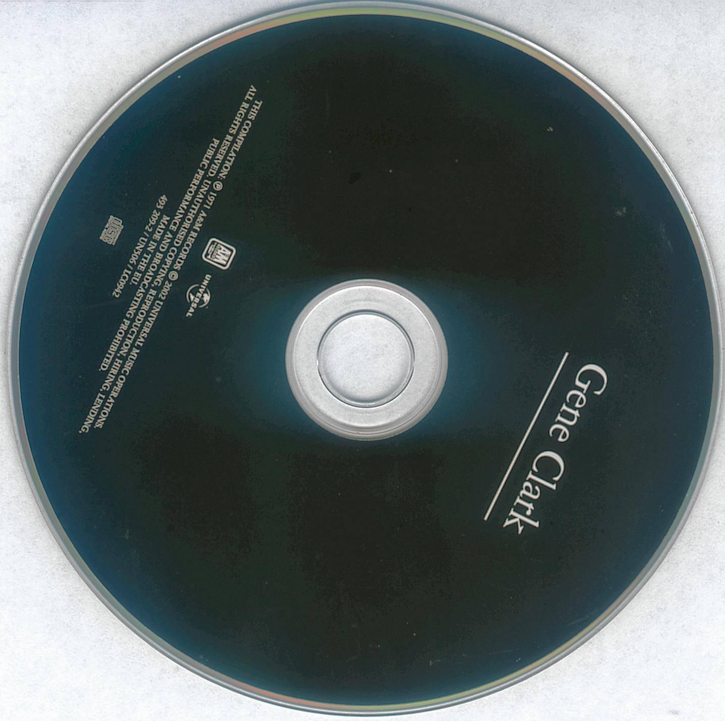 Gene Clark - White Light (bonus tracks) 1971