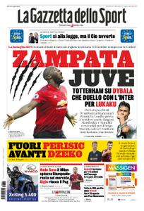 La Gazzetta dello Sport – 07 agosto 2019