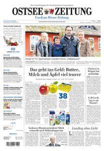 Ostsee Zeitung Wolgast - 19. Oktober 2017
