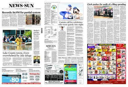 Lake County News-Sun – December 30, 2017