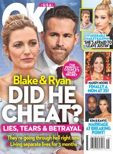 OK! Magazine USA - April 22, 2019