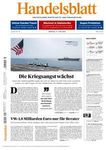 Handelsblatt - 17. Juni 2019